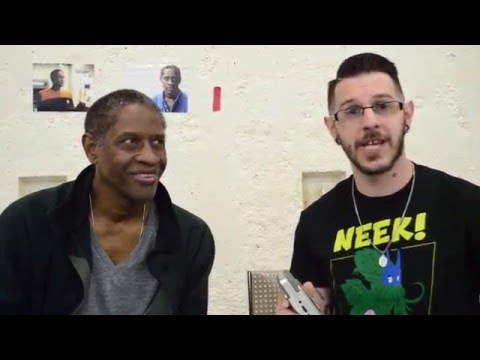Interview with Tim Russ