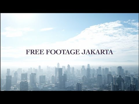 FREE STOCK FOOTAGE - NO COPYRIGHT | JAKARTA