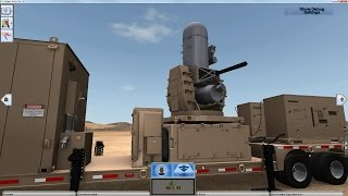 Virtual Maintenance Training with VE Studio - Ground Vehicles Edition