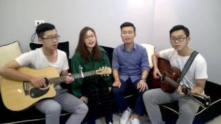 Thời Thanh Xuân Sẽ Qua - Phạm Hồng Phước & Văn Mai Hương - Acoustic Cover