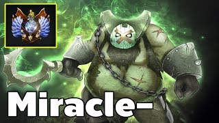 Miracle- Pro Pudge Supports Rank MMR Game
