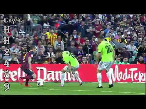 Barcelona vs Osasuna 7-0 ~RESUMEN GOLES HD~ Barcelona 7-0 Osasuna ~ MESSI HATTRICK ~ 16-03-2014