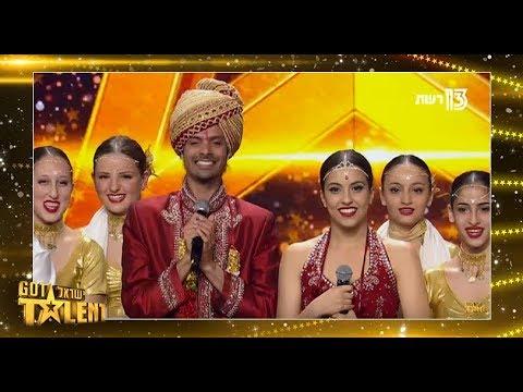 מהודו באהבה: דאנס לייף מעיפים את הבמה באוויר בחצי הגמר