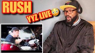 RUSH - YYZ | REACTION