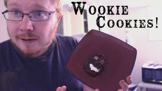 How To Make Wookie Cookies  - A Star Wars Party Idea