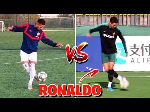 RECREATING INSANE VIRAL FOOTBALL MOMENTS! ⚽️🔥