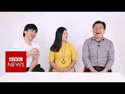 Download North Korean defectors answer 'stupid questions' - BBC News