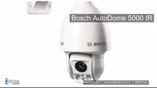 Bosch AutoDome 5000 IR by MidChes