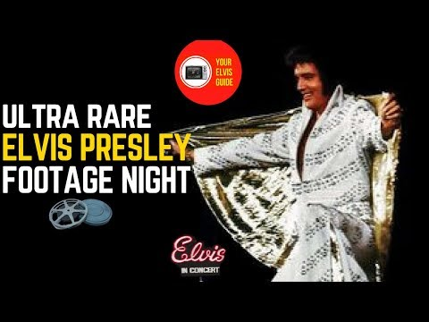Ultra Rare Elvis Presley Footage Night | Your Elvis Guide