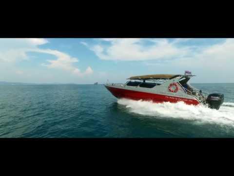 Aluminium boat by OneTripleOne