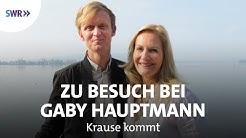 Zu Besuch bei Gaby Hauptmann | SWR Krause kommt