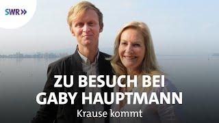 Zu Besuch bei Gaby Hauptmann  | Krause kommt