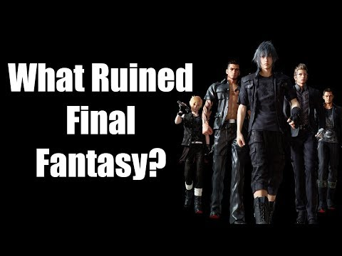 What Ruined Final Fantasy?