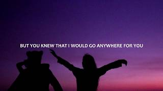 Axwell        Ingrosso   More Than You Know Lyrics