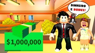 I WILL GIVE ROBUX FREE FOR EVERYONE? | ROBLOX-Jailbreak
