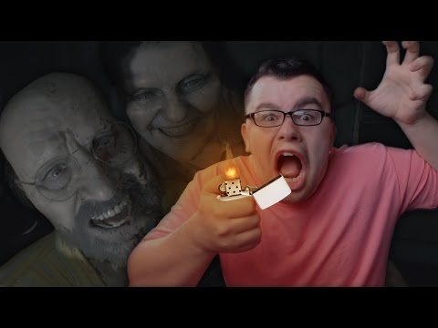 PSYCHO FAMILY IS TRYING TO KILL ME | Resident Evil 7 Biohazard - Banned Footage #3 |