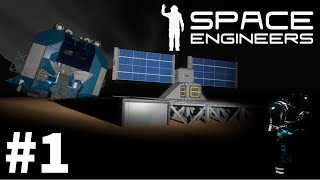Space Engineers (Planet Survival) - Part 1