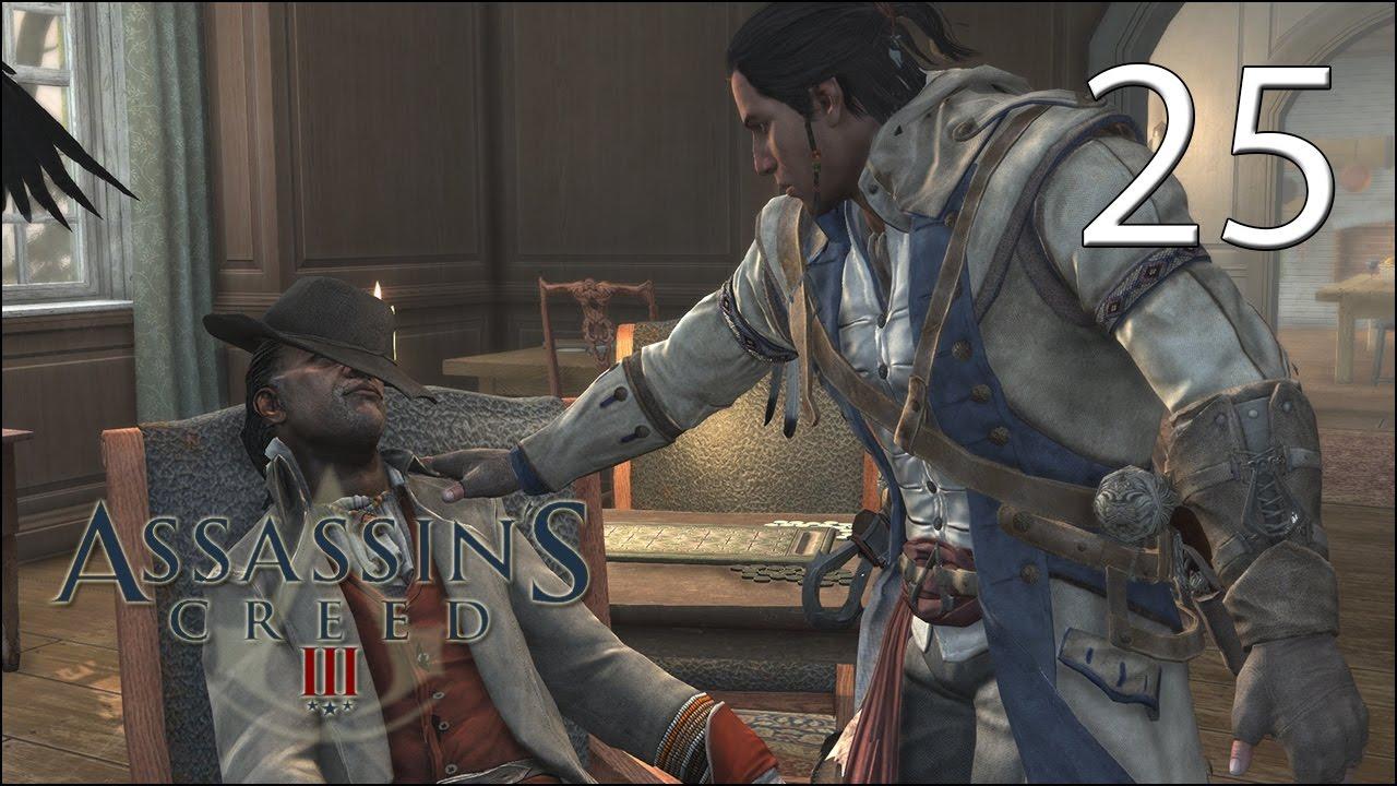 Assassin's Creed III - 25 - la Morte Di Achille - YouTube