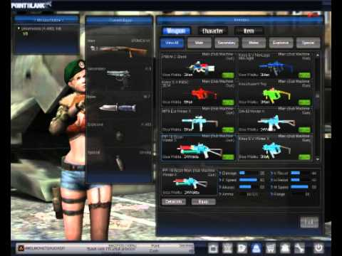 Point Blank Garena Full Cash