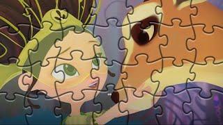 Сказочный Патруль — Знакомство с главными героями — Маша-Собираем пазлы для детей