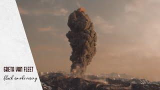 GRETA VAN FLEET - Black Smoke Rising | lyrics |