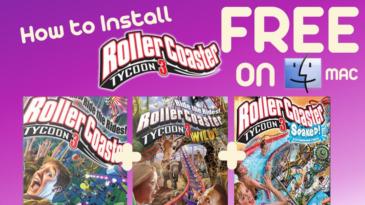 Rollercoaster-tycoon-3-platinum-graphics mac heat.