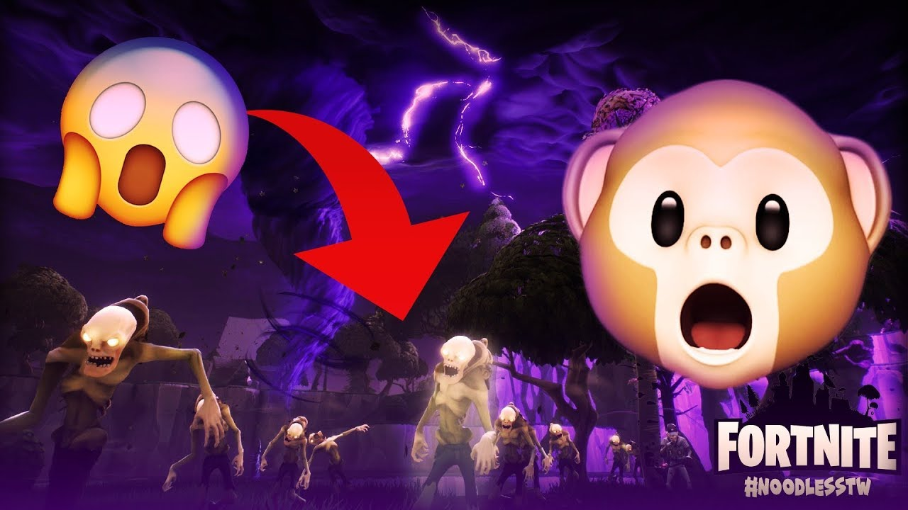 Zombies Everywhere Fortnite Save The World Pve Ep 1 Youtube