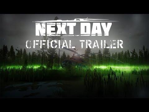 Next Day: Survival - Announcement Trailer