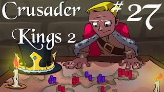 Crusader Kings 2 | Charlemagne | Roma Surrectum (Rome Rises) Part 27