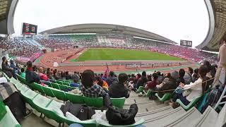 2017/11/26 セレッソ大阪 vs ヴィッセル神戸(長居スタジアム) 神戸12....