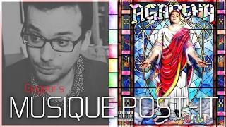 [CRITIQUE MUSIQUE] 📀🎧 Agartha VALD  - Musique Post-it 🎧📀