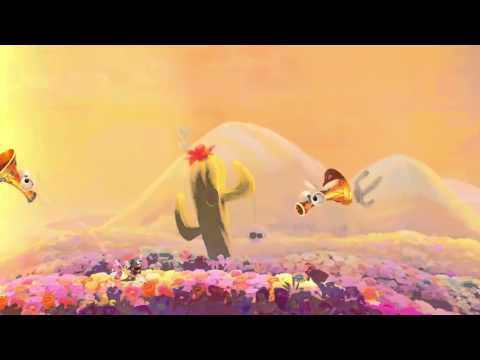 Rayman Legends-Eye of the Tiger  (trailer oficial)