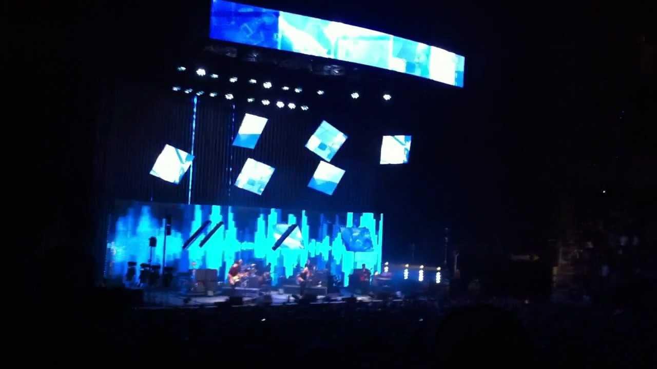 Radiohead KC Sprint Center show highlights dynamic catalog