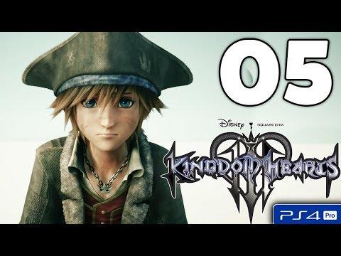Kingdom Hearts 3 - Walkthrough - #05 (Full Game) PS4 PRO