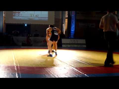 Freistil 66kg George Bucur - Adrian Moise 3:0 / PS...