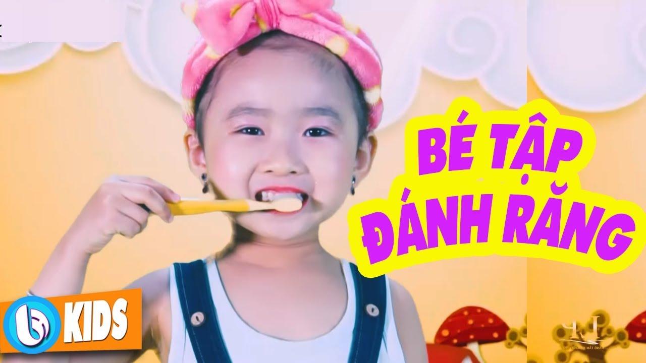 Bé Tập Đánh Răng – Candy Ngọc Hà ♫ Nhạc Thiếu Nhi [MV]