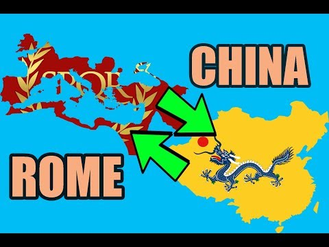 Did Rome And China Ever Interact?