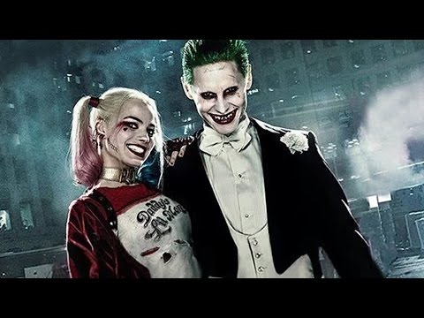 Thumbnail: Official Suicide Squad Joker & Harley Clips Pieced Together (SPOILER WARNING)