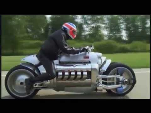 Dodge Tomahawk Test Ride