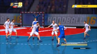 Handball 16- Bad or Good? First Impression [PS4]