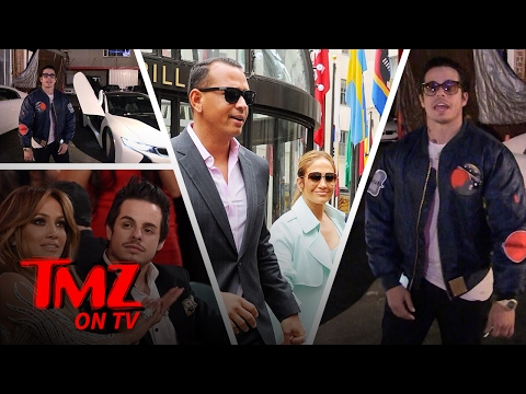 Casper Smart is Cool With A-Rod | TMZ TV
