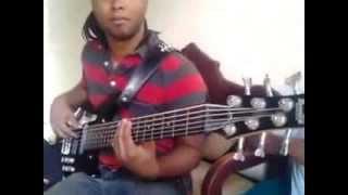 romeo santos cancioncitas de amor wilmer bass cover