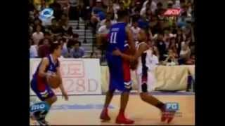 34th William Jones Cup 2012 PHI vs USA (Final Quarter)