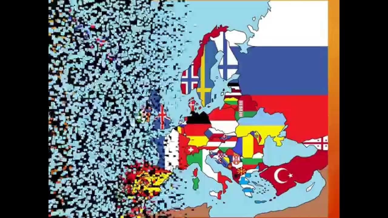 Banderas del mundo Asia Europa Amrica frica y Oceana  YouTube