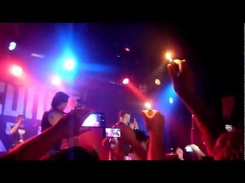 VEGA -  Nur wir beide ft. David Pino *LIVE* Frankfurt 16.2.13