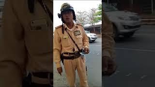 CSGT Tiền Giang thổi nhầm hình sự quận Bình Tân