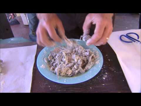 How to Clean and Prepare Crayfish  Csf 24 15 Tip 2