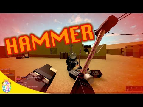 TWO HAMMERS ARE BETTER THAN ONE (New Melee Weapons and Stuff!)