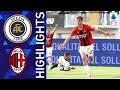 Spezia 1-2 Milan | The Maldini legacy lives on | Serie A 2021/22