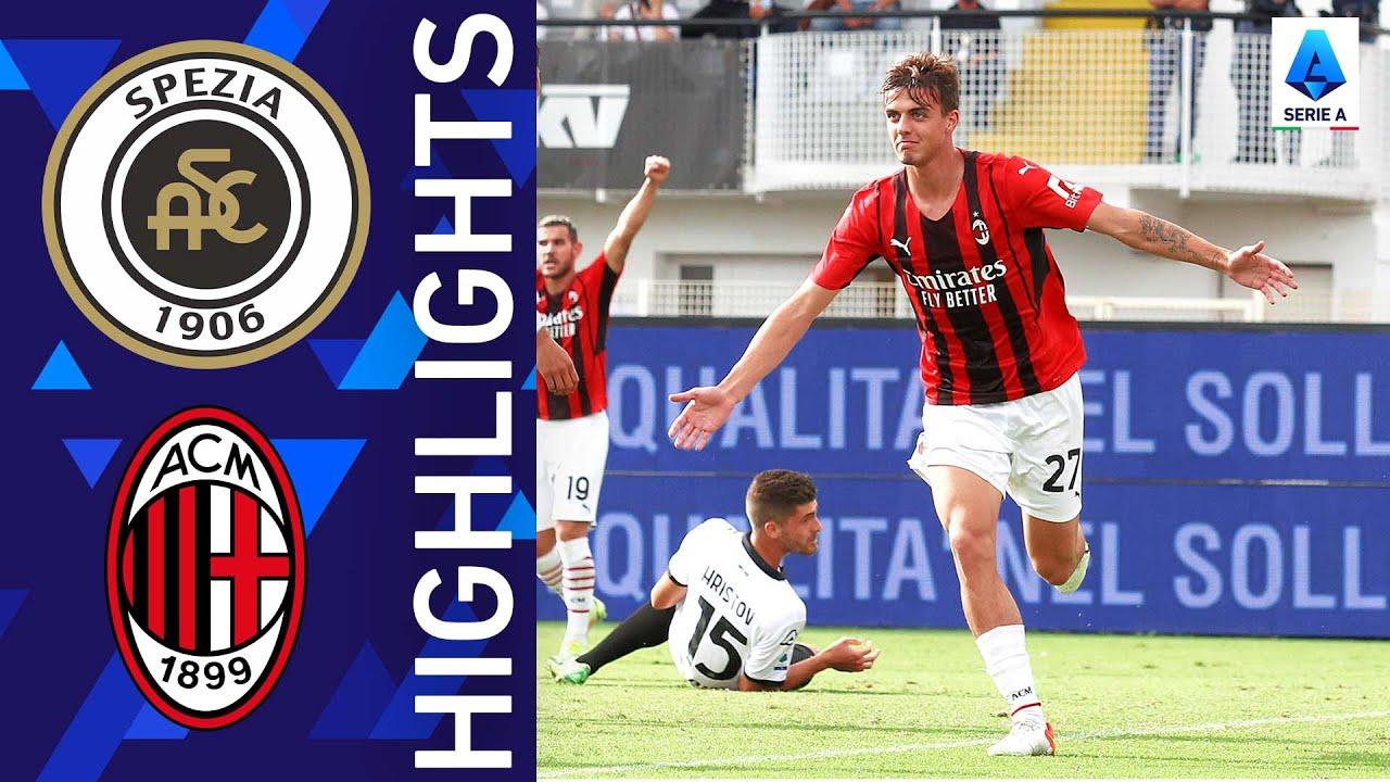 Download Spezia 1-2 Milan | The Maldini legacy lives on | Serie A 2021/22